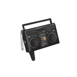 Adaptador para auriculares Boombox – comparte tu música