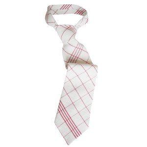 """Corbata paño de cocina para """"negocios limpios"""""""