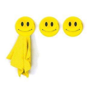 Colgador para trapo de cocina Smile