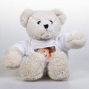 Oso polar personalizable con tu foto – El regalo más tierno