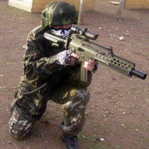 Laser Combat - Almería