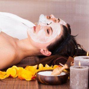 Limpieza y masaje facial revitalizante para dos - Cantabria