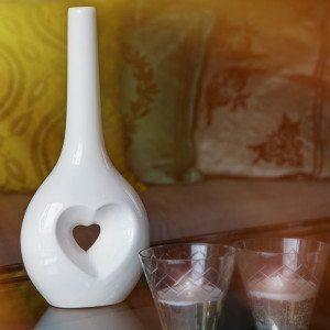 Florero Amor – el más romántico