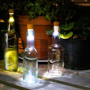 Luz Botella - un detalle de decoración único