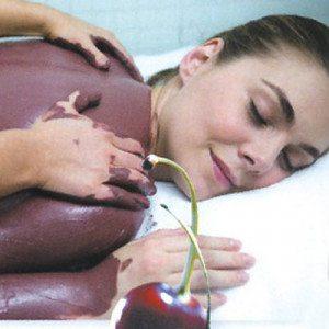 Masaje con aceite de cerezas - Córdoba