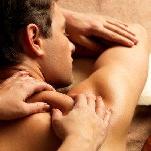 Masaje corporal relajante - Barcelona