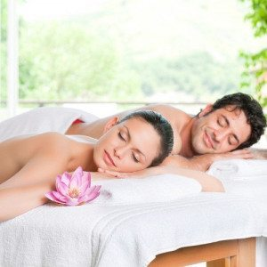 Masaje del Mundo en pareja - Madrid