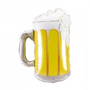 "Globo de helio ""jarra de cerveza"""