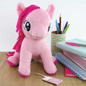 """Peluche con Altavoz """"My Little Pony"""" para los más peques"""