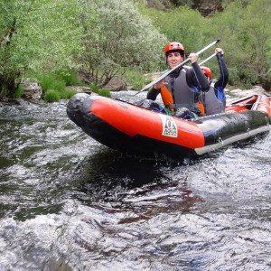 Noche en Hotel Rural para dos con actividad de Rafting - Zamora