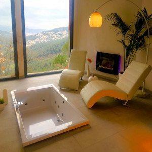 Noche en Suite de lujo con Jacuzzi - Barcelona