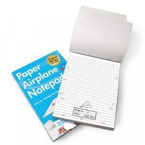 Notizblock - Papierflieger