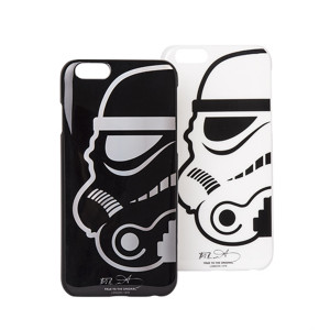 STAR WARS: Funda oficial Stormtrooper para iPhone 6 / 6S