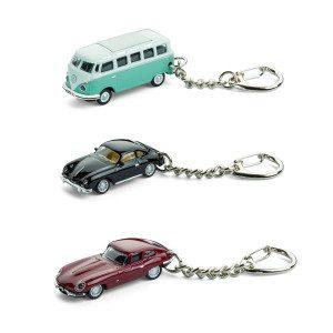 Llavero de vehículo antiguo - Dale un toque vintage a tus llaves