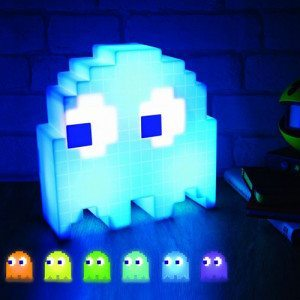 Pac-Man Ghost Lampe