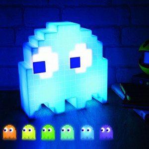 """Lámpara """"Fantasma de Pc-Mac"""" para los más ochenteros"""