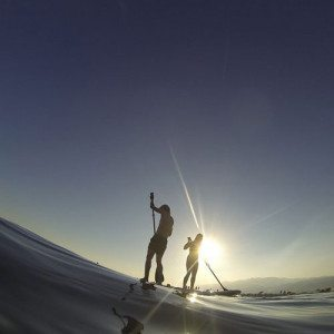 Padddle Surf en pareja - Madrid