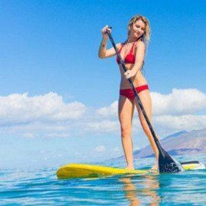 Paddle Surf travesía por el Garraf - Barcelona