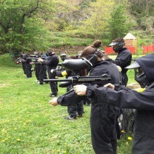 Paintball Infantil - Gerona