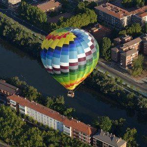 Paseo en globo deluxe - Valladolid