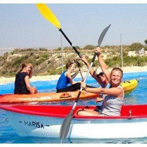 Paseo en Kayak - Alicante