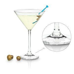 Personalisierbares Martiniglas von Schott Zwiesel