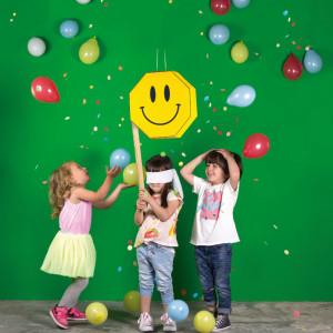 Piñata Sonrisa o Donut – La diversión está asegurada