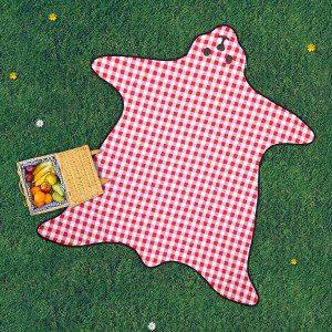 "Mantel de picnic ""Oso"""