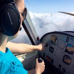 Pilota en avioneta - Alicante