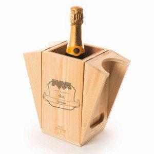 RACKPACK Waycooler- Enfría botella con grabado personalizado
