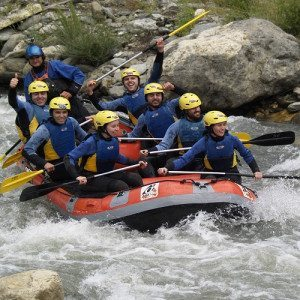 Rafting - Córdoba