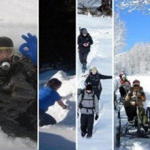 Experiencias montaña y nieve