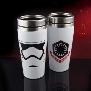 Termo Stormtrooper – Tu café continuamente escoltado
