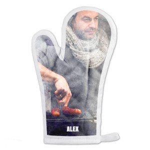 Manopla personalizable con tu foto – lo más original de la cocina