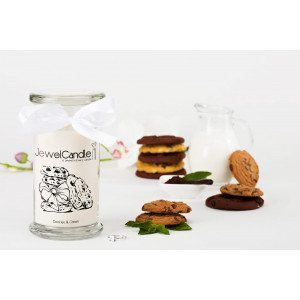 JewelCandle - La vela con un anillo en su interior - Cookies and Cream