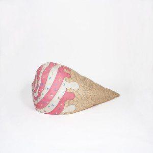 Puff Cornetto de helado