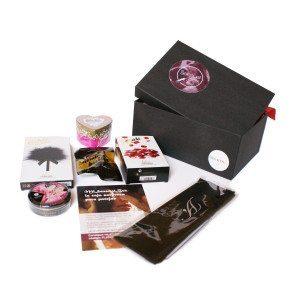 Mi sensual box - la caja más exclusiva llena de sensualidad