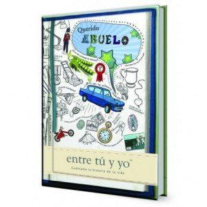 "Libro ""Querido Abuelo"" – un libro personalizable para abuelos"