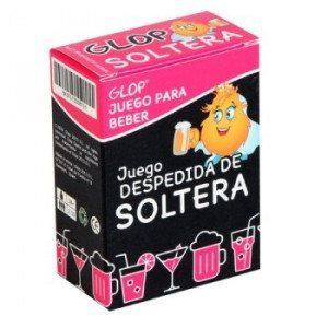 Glop Soltera - Juego de beber para despedidas de soltera