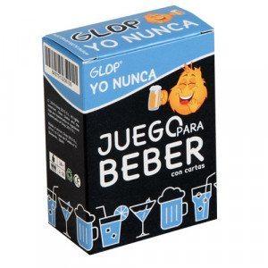 Glop Yo nunca - Juego para beber