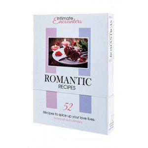 Set Recetas Románticas – Hasta 52 recetas de placer culinario