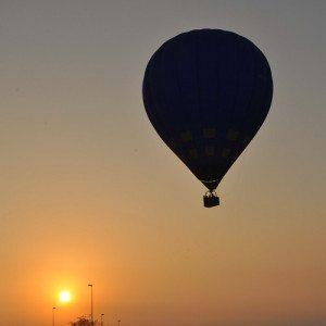Vuelo en globo con noche de hotel y spa - Murcia