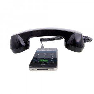 Retro Telefonhörer