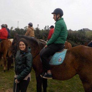 Ruta a Caballo - Cantabria