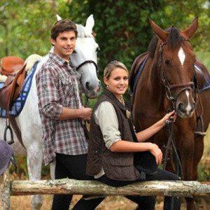 Ruta a caballo con visita al Castillo de Balsareny - Barcelona