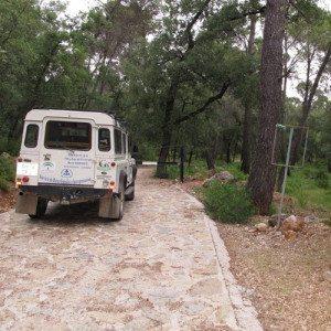 Ruta corta en 4x4 - Jaén