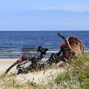 Ruta en bicicleta Roquetas al Natural - Almería