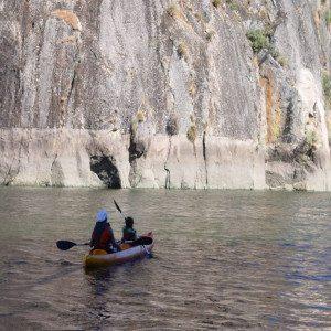 Ruta en Kayak para dos por los Arribes del Duero - Zamora