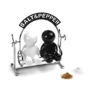 Salt& Pepper - die gemütlichen Gewürzstreuer