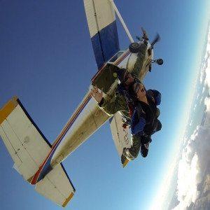 Salto Tándem en Paracaídas – Jerez